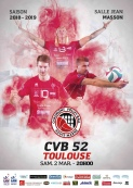 VOLLEY - Ligue AM - CVB52 / Toulouse