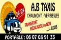 AB TAXIS CHAUMONT